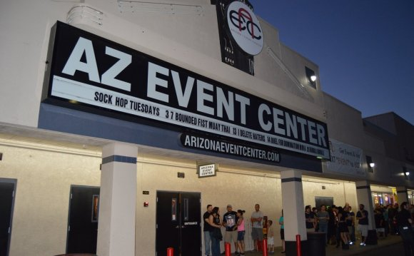 Arizona Event Center - 34