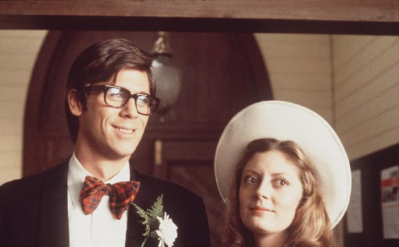 Barry Bostwick and Susan