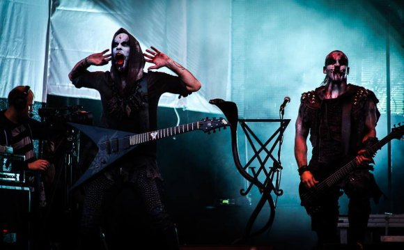 Nergal and Orion of Behemoth