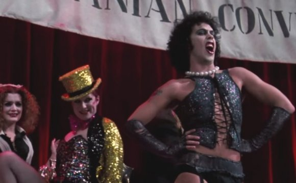 Rocky Horror Show charity gala