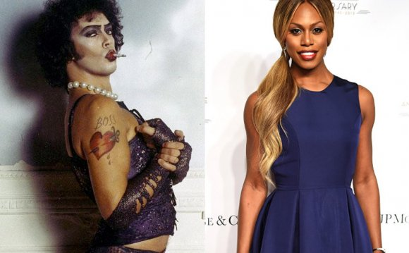Laverne Cox Teases Rocky