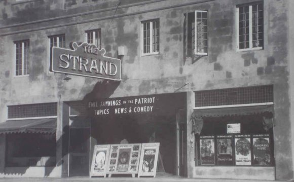 The Strand Theater of Ocean