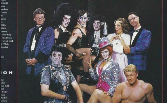 Rocky Horror 1998 at