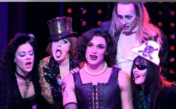 Time Warp - Rocky Horror Tour