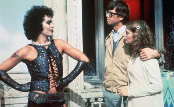 See Tim Curry, Barry Bostwick