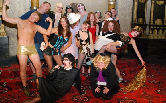 Rocky Horror Picture Show midnight