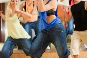 dance workshop hen parties