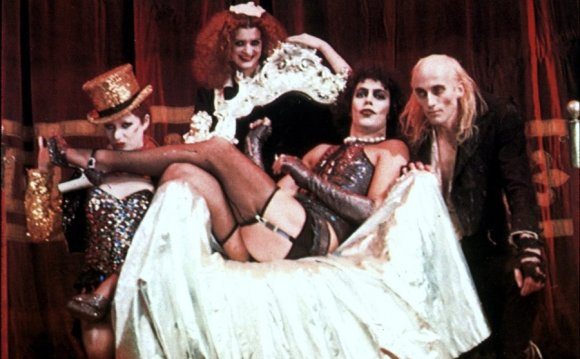 Rocky Horror movie cast