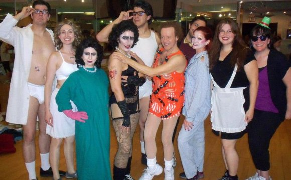 Rocky Horror Picture Show dresses up Ideas