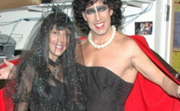 Rocky Horror Picture Show Wedding
