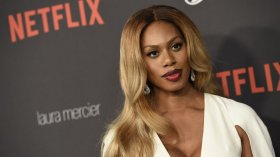 Laverne Cox Is Shivering With Antici...pation For the Rocky Horror Picture Show Remake