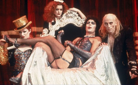 Rocky Horror Show characters costumes