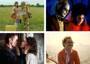 Moonrise Kingdom, Beetlejuice, Blade Runner, and Her