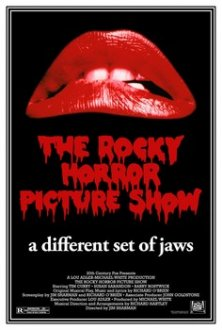 Movie poster for 'The Rocky Horror Picture Show'