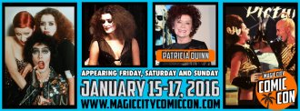 Patricia Quinn is coming to Miami for Magic City Comic Con