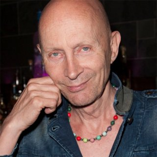 Ready for Shock Treatment: Richard O'Brien