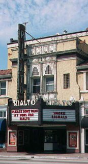 Rialto Theatre, South Pasadena, California
