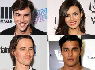 Rocking Horror Casting, Victoria Justice, Ryan McCartan, Reeve Carney, Staz Nair