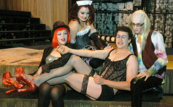 Dress up for Rocky Horror Picture Show