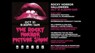 rocky horror halloween cult classic film