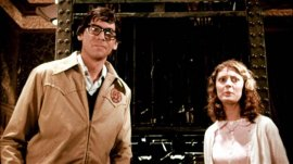 ROCKY HORROR PICTURE SHOW, Barry Bostwick, Susan Sarandon, 1975,
