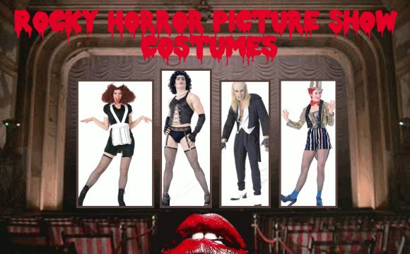 Characters of the Rocky Horror Picture Show