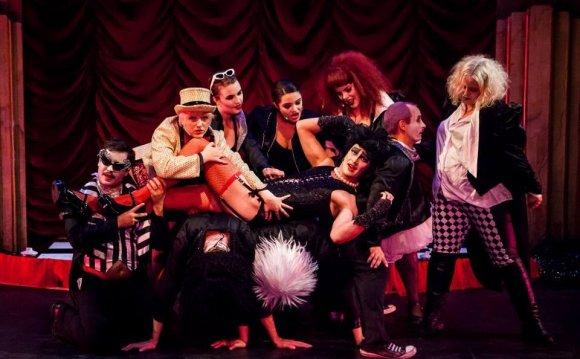 Rocky Horror Picture Show live 2014