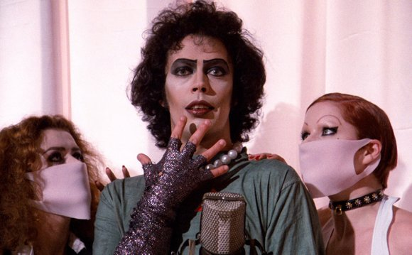 Original cast of Rocky Horror Picture Show