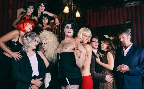 Best Rocky Horror costumes