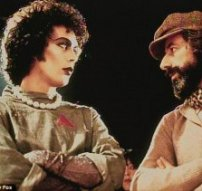 Touch-a, touch-a, touch-a, touch me: Original film producer Lou Adler (R) will oversee The Rocky Horror Picture Show Event, which won't air live like NBC's Peter Pan LIVE!