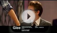 Glee 2.05 - Rocky Horror Picture Show Episode Preview