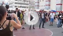 ICon 2014 Flash Mob: Time Warp from Rocky Horror Picture Show