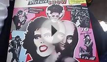Rocky horror vinyl opening and shock treatment vinyl