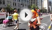 San Francisco Pride Parade 2013 The Rocky Horror Picture