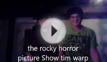 the time warp aging the rocky horror picture show by