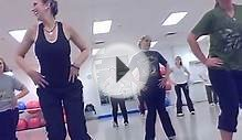 Zumba Rocky Horror Time Warp
