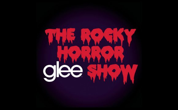 Glee the Rocky Horror Glee Show